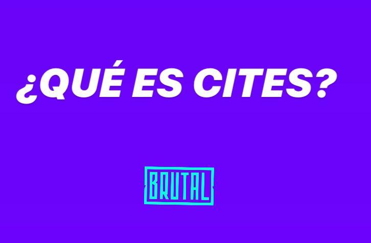 ¿Qué es CITES? Por Sara Pinto de @brutal_blog