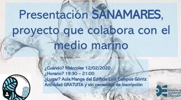 Presentación Proyecto Sanamares  CEU
