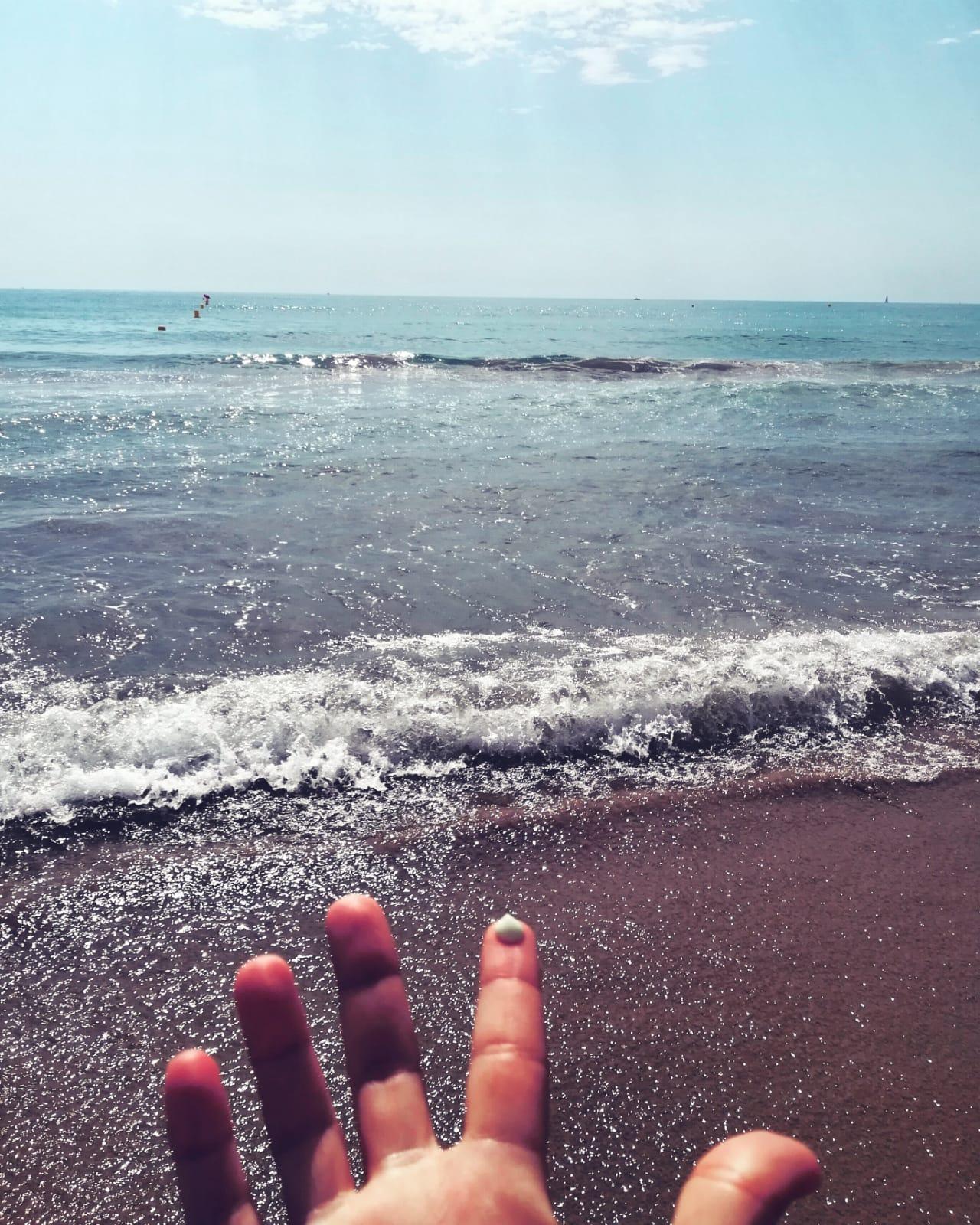 Protectores solares respetuosos con el medio marino por Laura Gasullla
